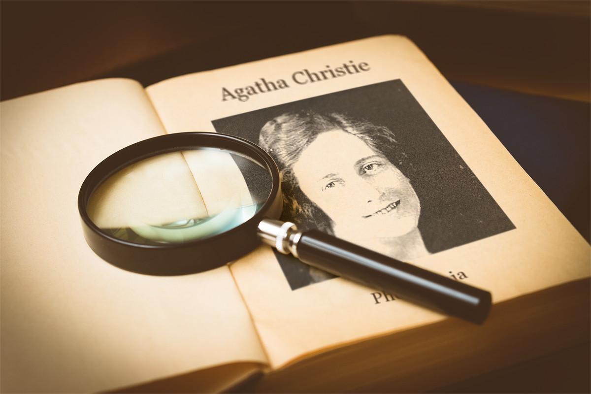 פרק מספר 26: אגת'ה כריסטי – האשה שהפכה לדמות הראשית בתעלומה בלשית